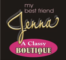 My Best Friend Jenna Logo